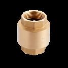Обратный клапан с пластиковым сердечником MVI