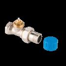 Клапан термостатический с преднастройкой MVI