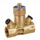 Термостатический балансировочный клапан для ГВС