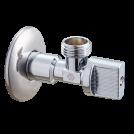 Кран для подключения сантехнических приборов MVI наружная-наружная